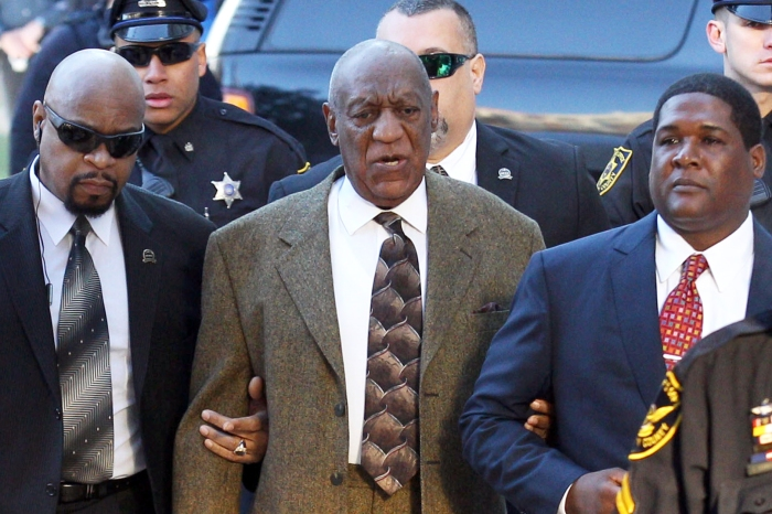 Bill Cosby Heads To Court For Preliminary Hearing